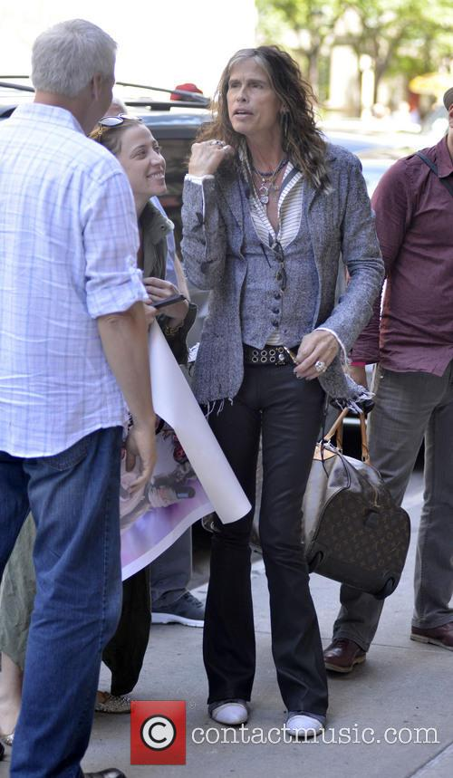 Steven Tyler and Aerosmith 2