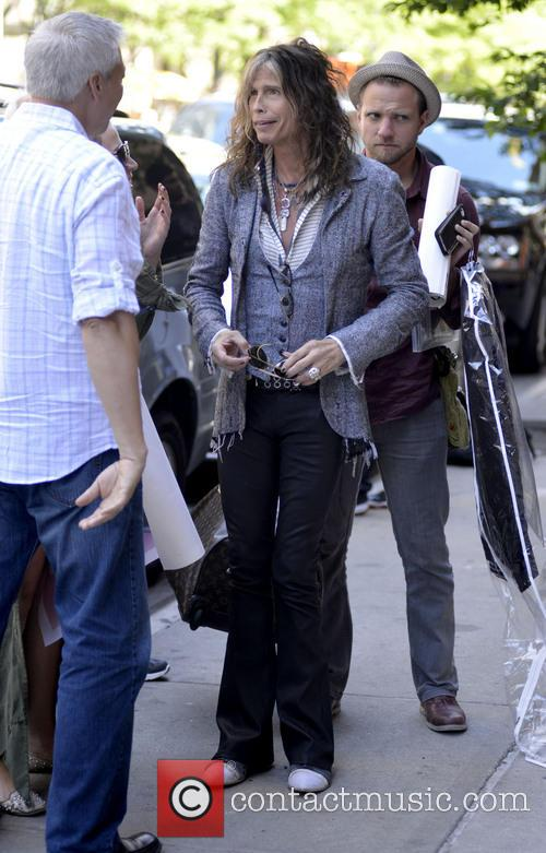 Steven Tyler and Aerosmith 8
