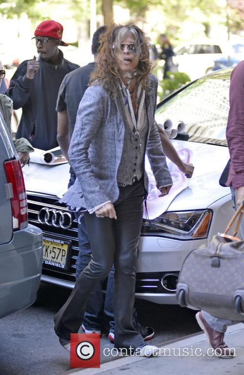 Steven Tyler and Aerosmith 14