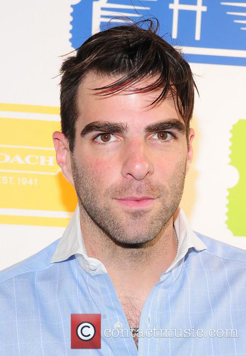 zachary quinto 3rd annual summer party on 3715438