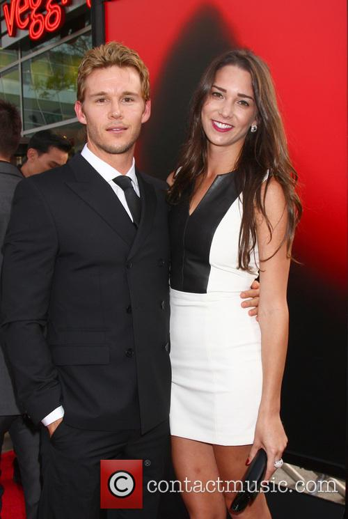Ryan Kwanten and Ashley Sisino 3