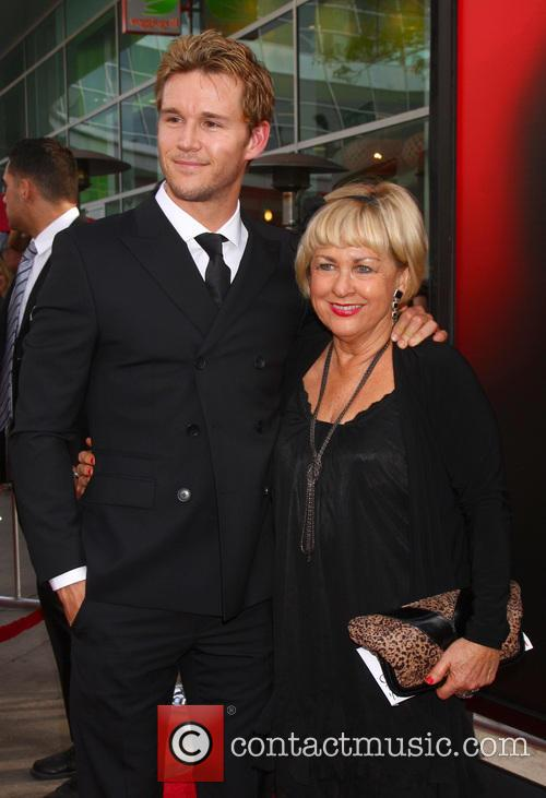 Ryan Kwanten, Mom, ArcLight Hollywood