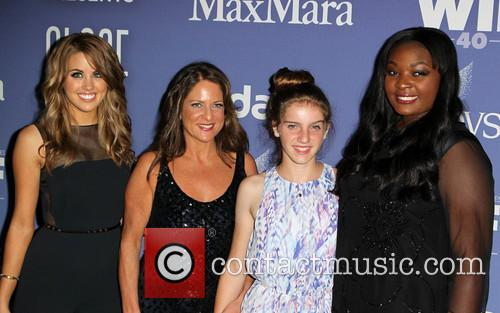 Angie Miller, Cathy Schulman and Candice Glover 7