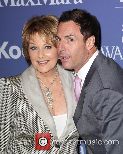 Cristina Ferrare and Mark Steines 2