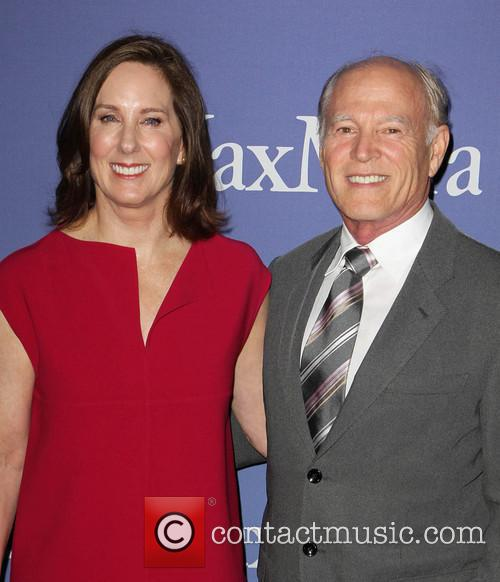 Kathleen Kennedy and Frank Marshall 4
