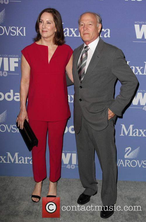 Kathleen Kennedy and Frank Marshall 1