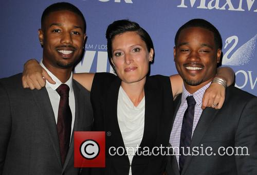 Michael B. Jordan, Rachel Morrison and Ryan Coogler 1