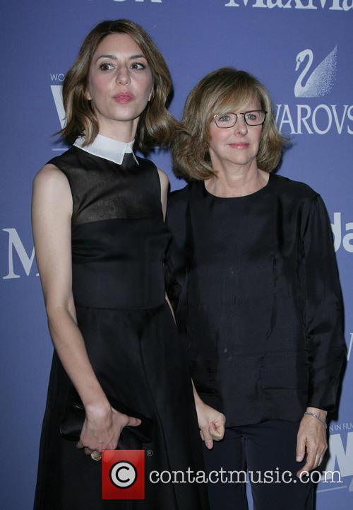 Sofia Coppola and Nancy Meyers 7