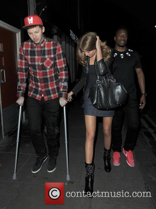 Millie Mackintosh and Professor Green 4