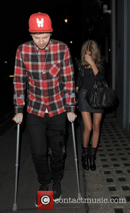 Millie Mackintosh and Professor Green 11
