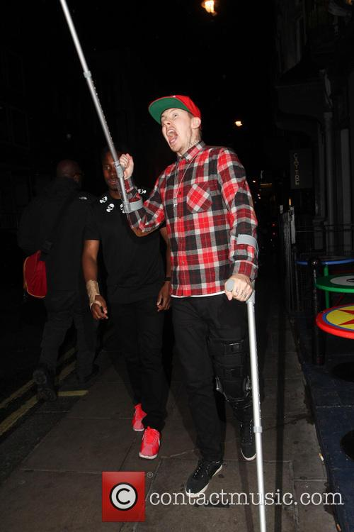 Professor Green 11