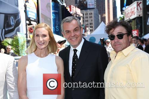 Kelly Lynch and Danny Huston 6