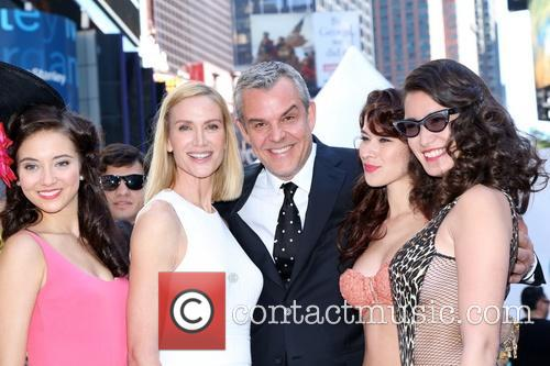 Kelly Lynch and Danny Huston 11