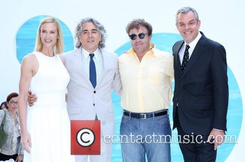 Kelly Lynch, Mitch Glazer, Michael Rispoli and Danny Huston 7