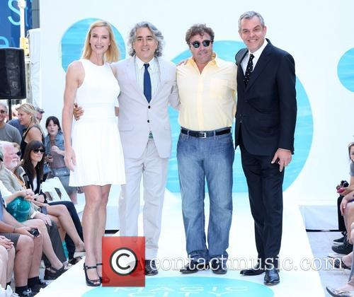 Kelly Lynch, Mitch Glazer, Michael Rispoli and Danny Huston 10
