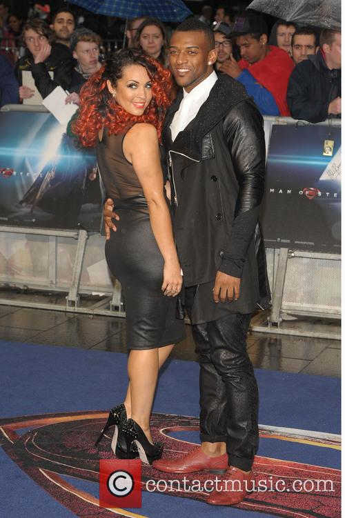 Oritse Williams and Amy Jane 4