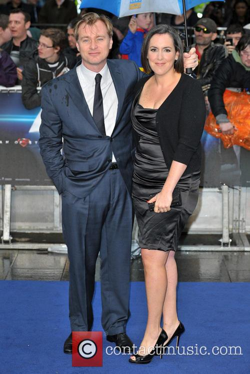 Christopher Nolan and Emma Thomas 4