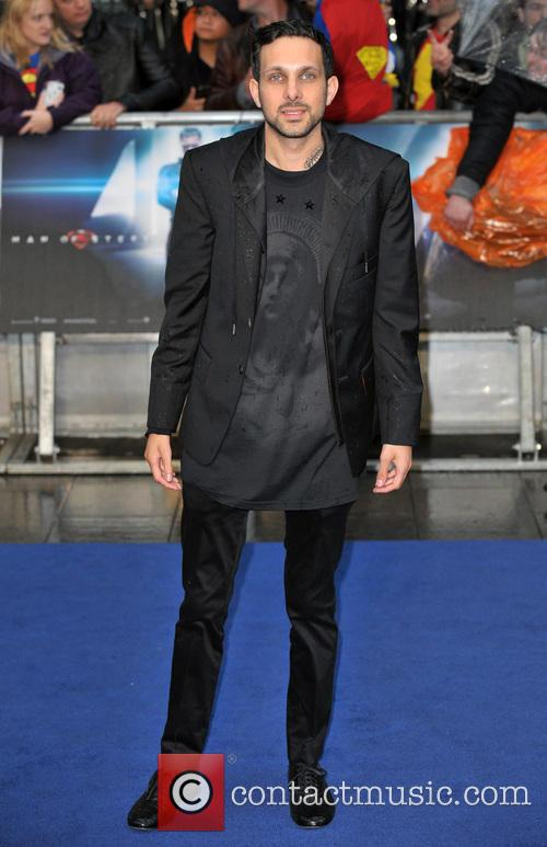 dynamo man of steel european premiere 3716559