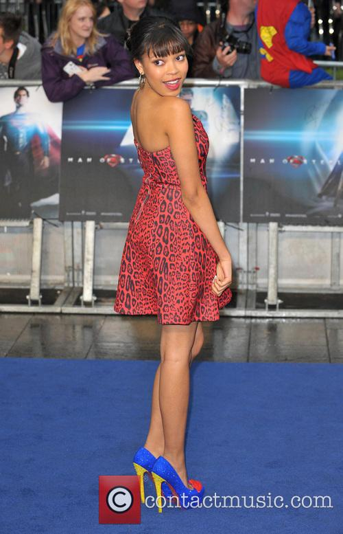 Man and Steel European Premiere 4