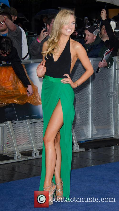 Kimberley Garner, Empire Leicester Square