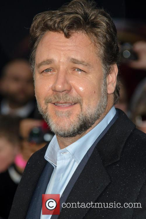 russell crowe hollywood actor
