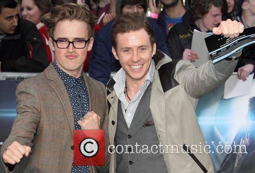 Danny Jones and Tom Fletcher 1
