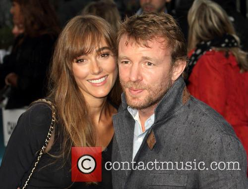 Guy Ritchie, Jacqui Ainsley, Empire Leicester Square