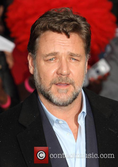 Russell Crowe, Empire Leicester Square
