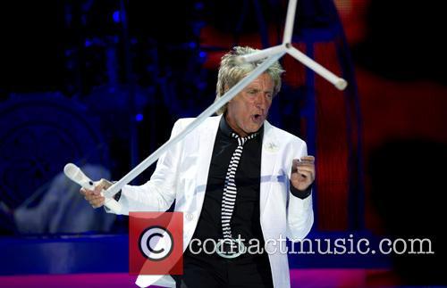 Rod Stewart, Ziggo Dome