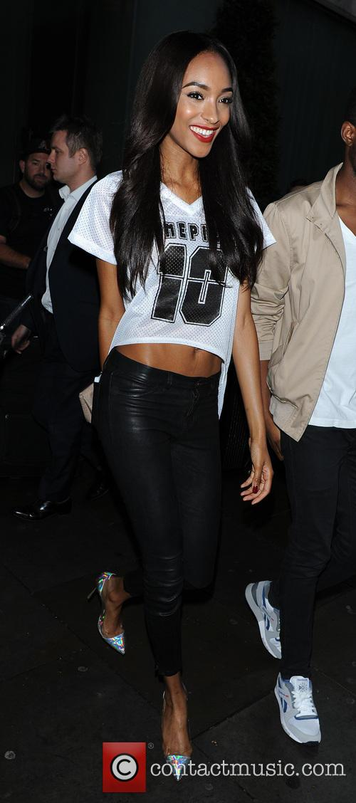 jourdan dunn jourdan dunn leaving the st 3717281