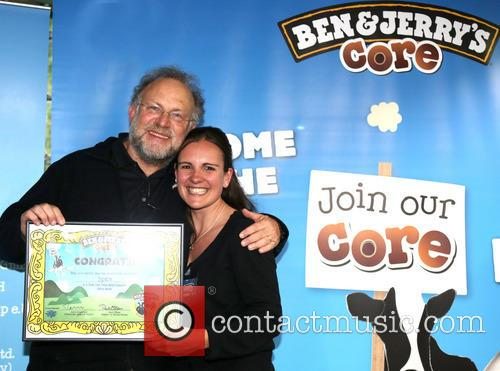 Jerry Greenfield and Becky Booth 3