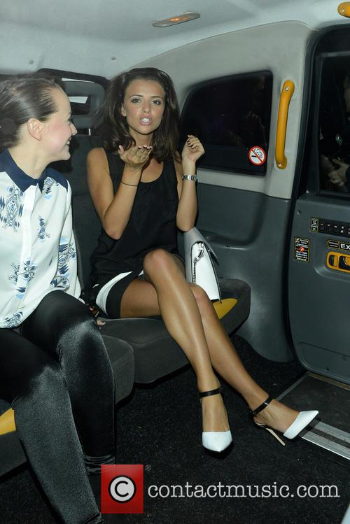 lucy mecklenburgh lucy mecklenburgh seen leaving retro 3719008