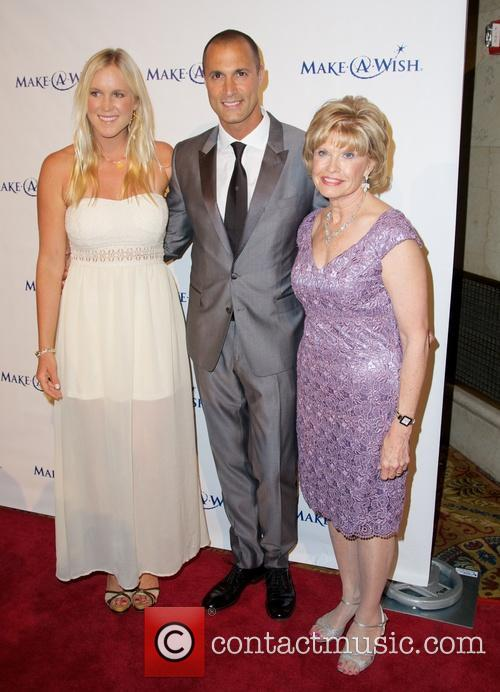 Bethany Hamilton, Nigel Barker and Pat Clemency