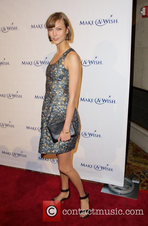 karlie kloss make a wish foundation gala 3719100