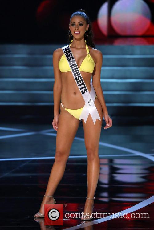 The 2013 Miss USA Preliminary Competition