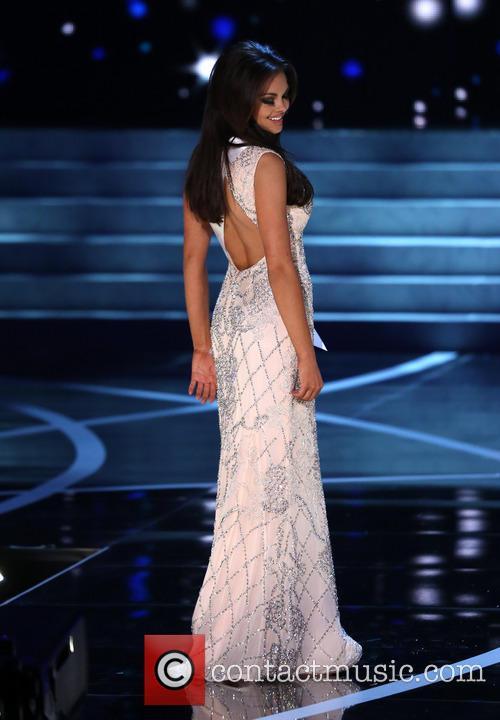 Miss Iowa and Richelle Orr 2