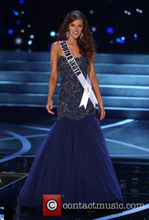 Miss South Dakota and Jessica Albers 2