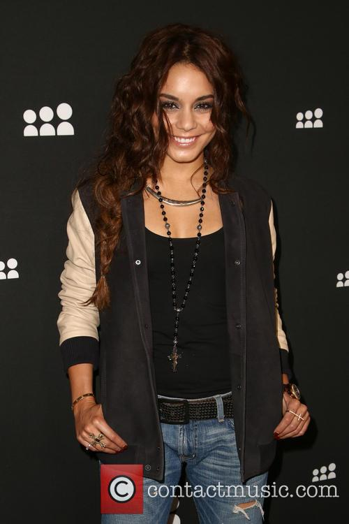 vanessa hudgens myspace event at the el 3718049