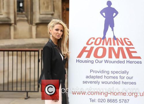 Sarah Harding, Houses of Parliament