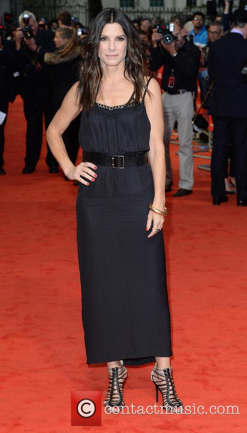 sandra bullock uk film premiere of the 3718566