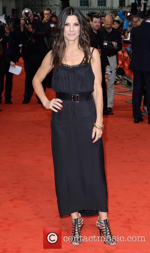 U.K. film premiere of 'The Heat' held at the Curzon Mayfair - Arrivals