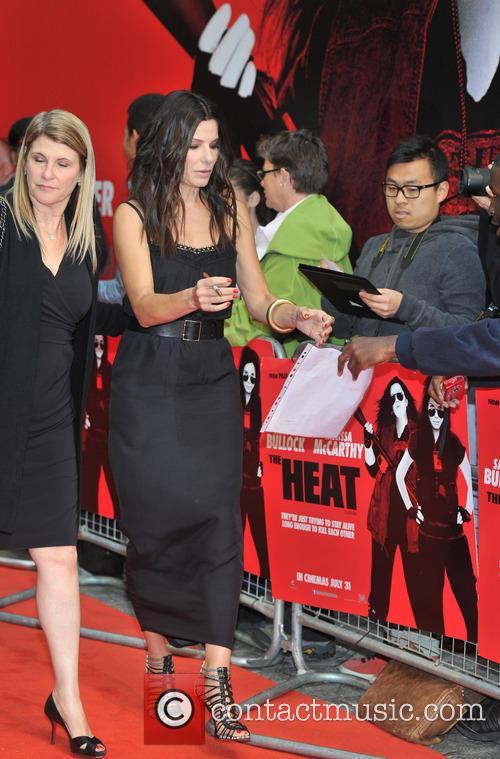 U.K. film premiere of 'The Heat'