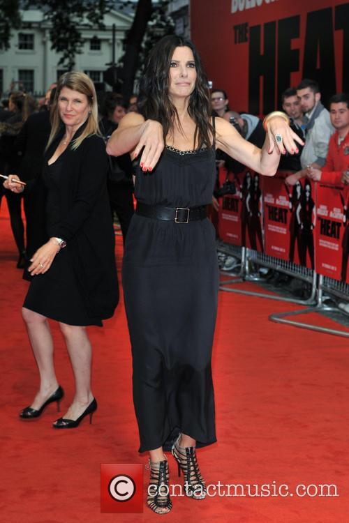Sandra Bullock 35