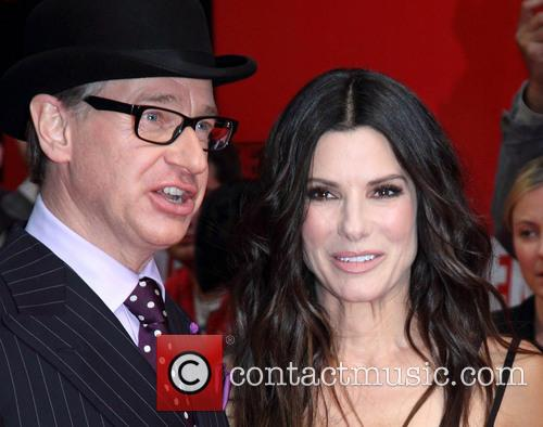 Paul Feig and Sandra Bullock 1