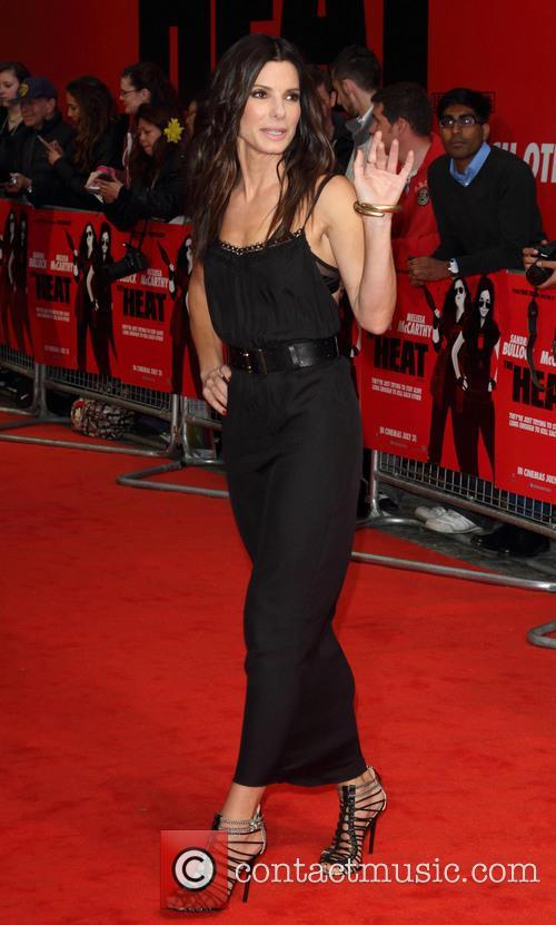 Sandra Bullock 39