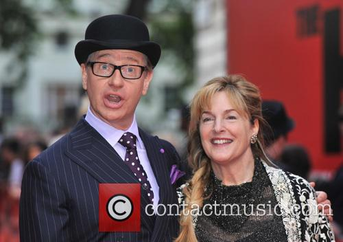 Paul Feig and Laurie Karon 2