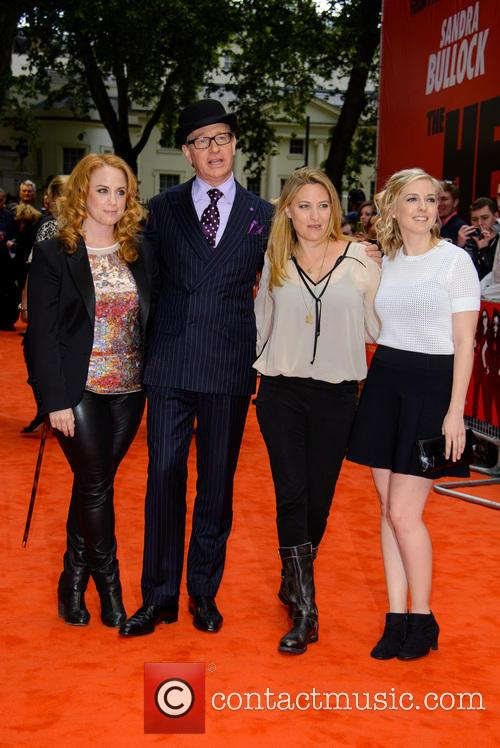 Jessica Chaffin, Paul Feig, Jamie Denbo and Katie Dippold 6