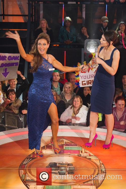 Jemima Slade and Emma Willis 5