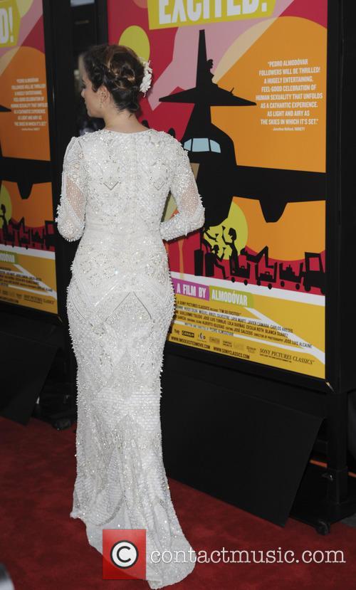 Blanca Suarez, Los Angeles Film Festival