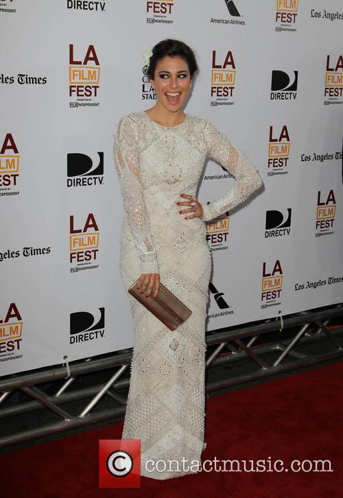 Blanca Suarez, Regal Cinemas L A Live, Los Angeles Film Festival